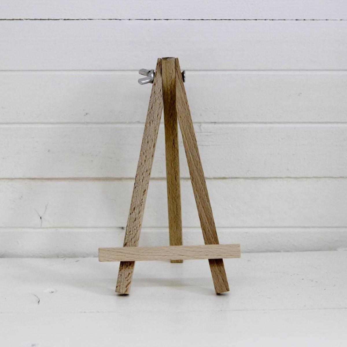 un ami petit chevalet en bois nom de votre ami adresse e mail de votre  ~ Petit Support En Bois