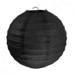 Lanterne 50 Cm Noire