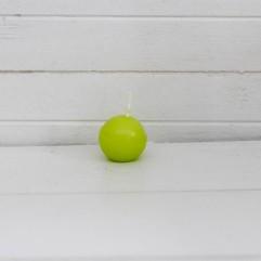 Bougie ronde 3,2 cm anis
