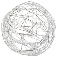 Assortiment De Boules Argentées
