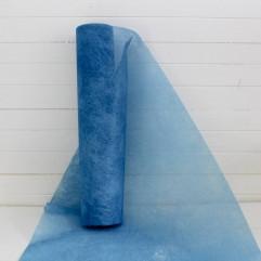 10 m de chemin de table turquoise