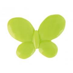 12 Papillons Verts