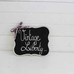 Nom de table vintage