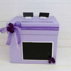 Urne violette
