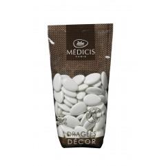 250 g de dragées chocolat blanc
