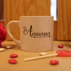 """Mug """"Mon Amoureux"""""""