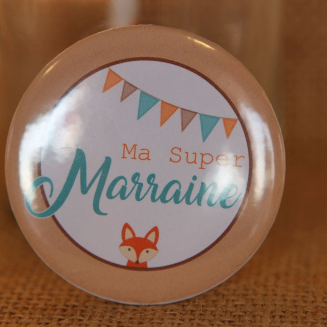 Super Marraine renard