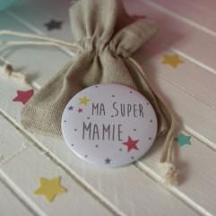 "Pochon ""Ma Super Mamie"""