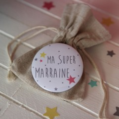 "Ma Super Marraine ""étoiles"""