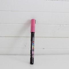 Crayon fuchsia posca