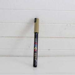 Crayon doré posca