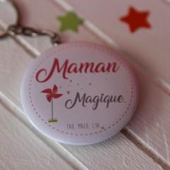 """Divers thème """"maman magique"""" personnalisable"""