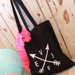 """Tote Bag """"EVJF"""" coloris au choix"""