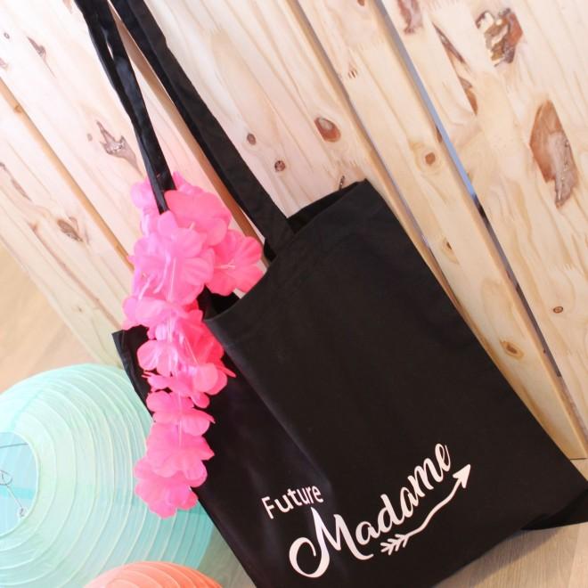"""Tote Bag """"Future Madame"""" coloris au choix"""