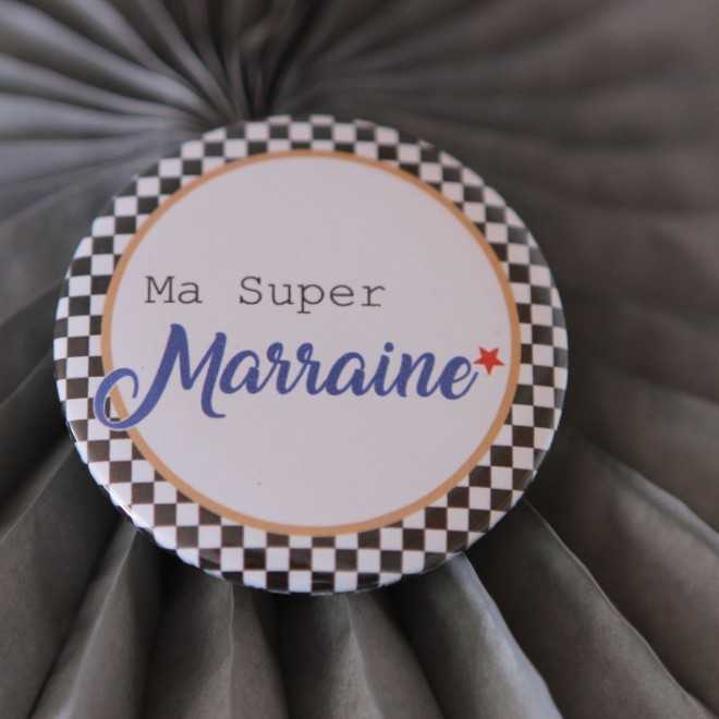Super Marraine voiture