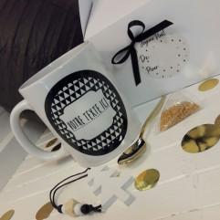 """Petite Box """"Mug"""" graphique"""