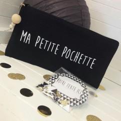 """Pochette et Miroir """"Graphique"""""""