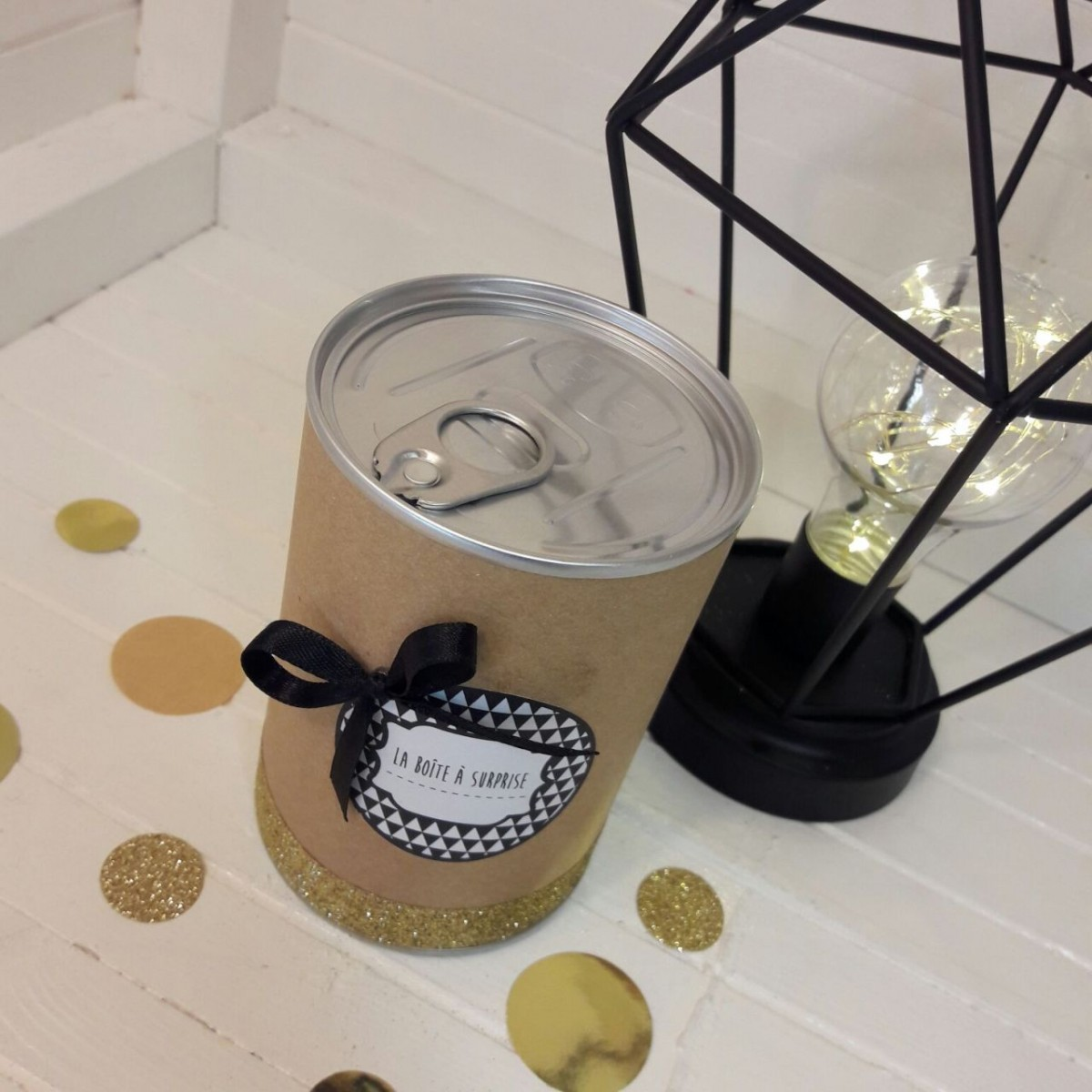 boite surprise super demoiselle d 39 honneur sac en tissu id e cadeau. Black Bedroom Furniture Sets. Home Design Ideas