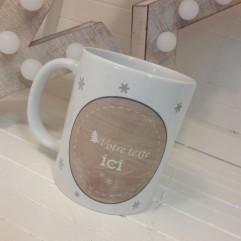 """Mug personnalisable """"nature"""""""