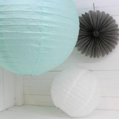 Assortiment de lanternes
