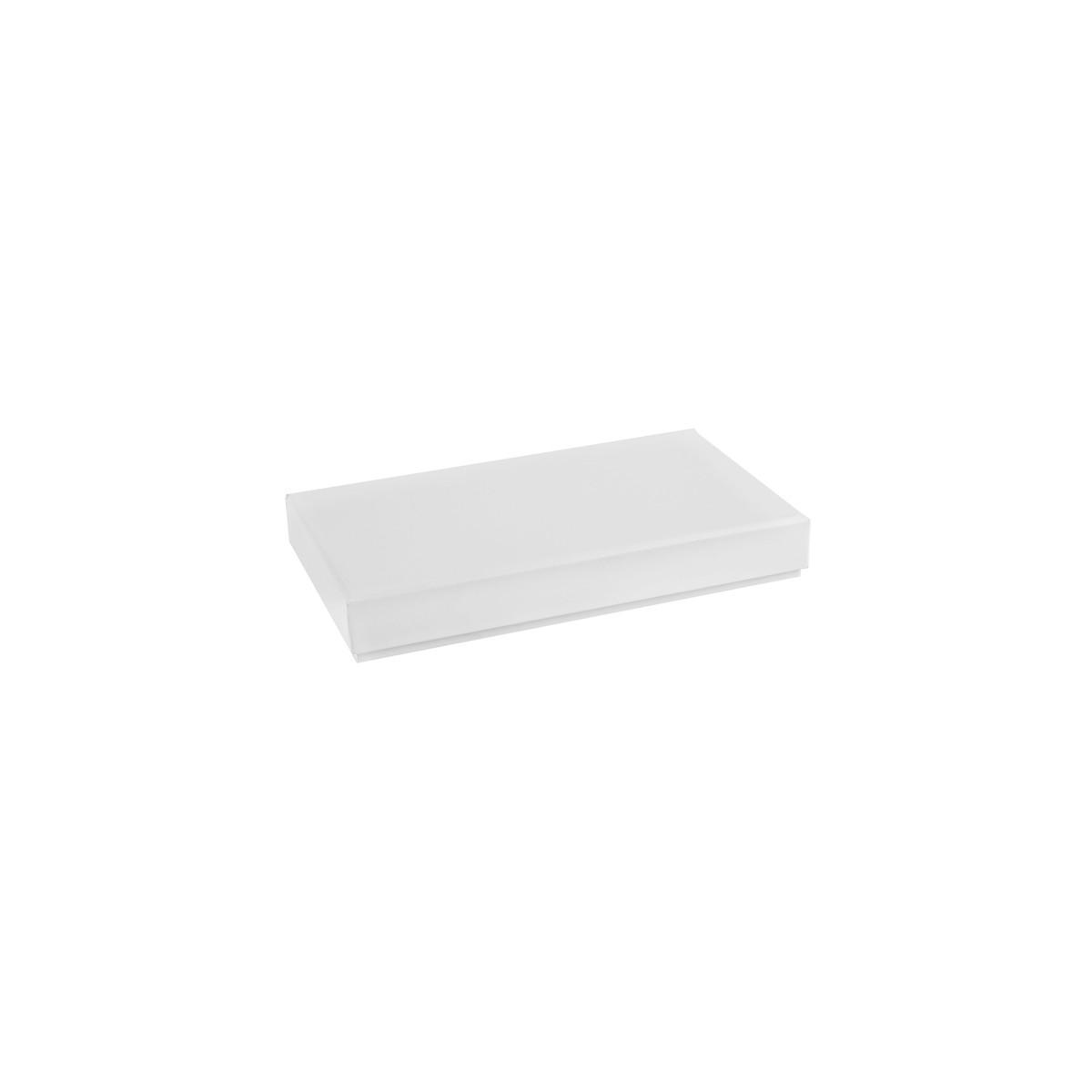 boite blanche id es coffret cadeau emballage. Black Bedroom Furniture Sets. Home Design Ideas