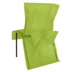 10 Housses de chaises oranges