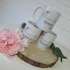 """Mug """"Douce Fête"""""""