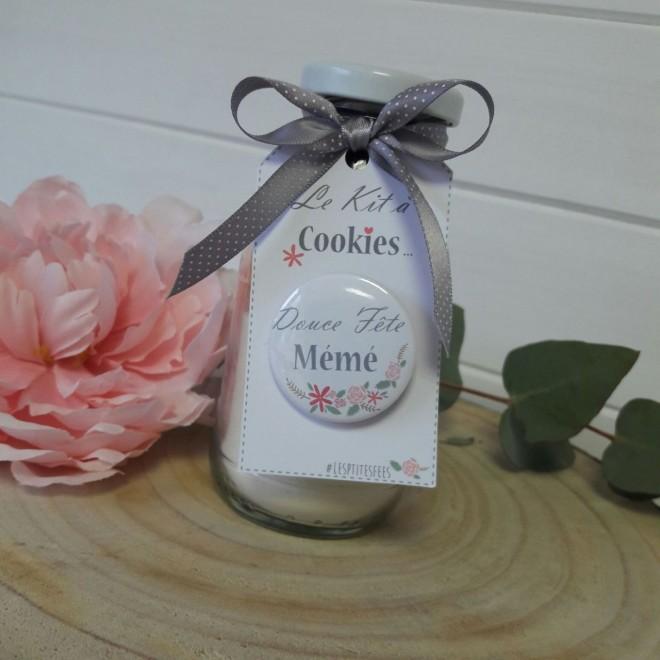 """Kit à cookies """"Jardin vintage"""""""