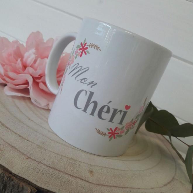 "Mug ""Mon Chéri"""