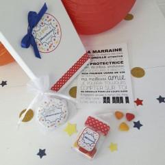 La boite à bonheurs Super Marraine (SH)
