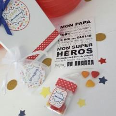 La boite à bonheurs Super Papa (SH)