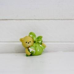 ourson vert
