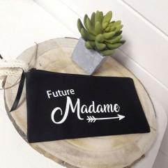 Pochette Future Madame noire