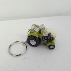 Porte clé tracteur