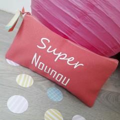 Pochette Super Nounou(plage)
