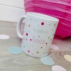 Mug Personnalisable (plage)