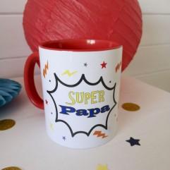 Mug Super Papa (SH)