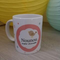 Mug Nounou super chouette