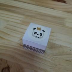 Boite En Carton Panda