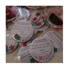 """Invitation """" jardin vintage"""""""