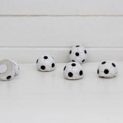 6 ballons de foot