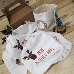 """Grande Box """"Mon premier Noël"""""""
