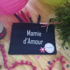 "Trousse marine "" fleurs"""