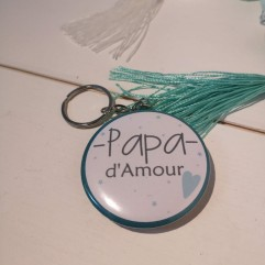 Badge & Co Papa d'Amour