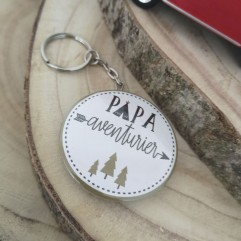 Badge & Co Papa Aventurier