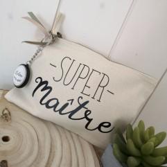 """Trousse """"super Maître"""" nature"""
