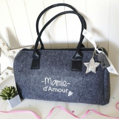 Sac week end Mamie d'amour