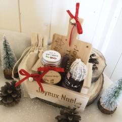 coffret cadeau Joyeux Noël (Rouge)