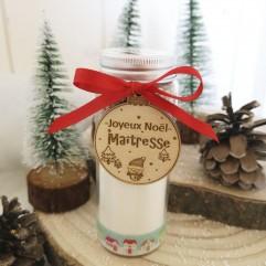 Kit à cookies Maîtresse Noël