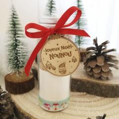 Kit à cookies Nounou Noël